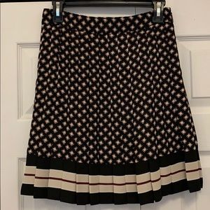 Kate Spade Pleated Mini Skirt